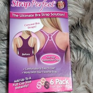 New conceal bra straps!